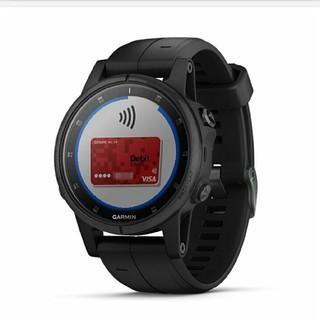 ガーミン(GARMIN)のGARMIN ガーミン Fenix 5s Plus スマートウォッチ(腕時計(デジタル))
