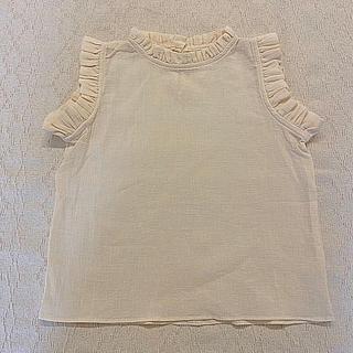Caramel baby&child  - 韓国子供服 ♡ フリルブラウス 新品未使用