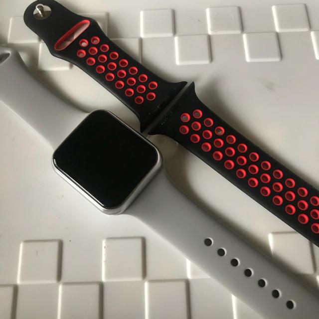 スマートウォッチ 血圧 活動量計 歩数計 心拍計 消費カロリー メンズの時計(腕時計(デジタル))の商品写真
