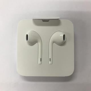 アイフォーン(iPhone)の新品 iPhone 7以降 イヤホン(ヘッドフォン/イヤフォン)