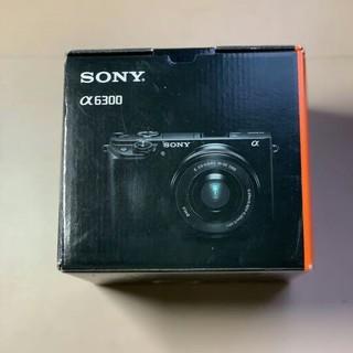 SONY - ミラーレスカメラ (SONY a6300)
