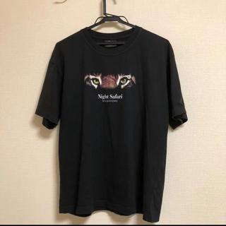シンガポール  ZOO  動物園 Tシャツ 男女兼用(Tシャツ/カットソー(半袖/袖なし))