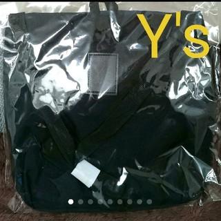 ヨウジヤマモト(Yohji Yamamoto)の新品・非売品【Y's 】リバーシブル・サコッシュ・クロスボディ(ショルダーバッグ)