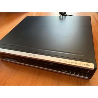 ヒタチ(日立)のDVD+VHSダブルデッキ DVD-RV8500(その他)