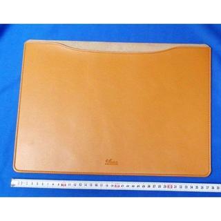 エレコム(ELECOM)のMacBook用 レザースリーブケース 商品RAKU-0003(PCパーツ)