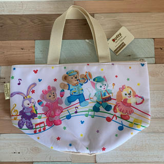 ダッフィー - 【セール品】香港ディズニー ダッフィーフレンズ 保冷ランチバッグ