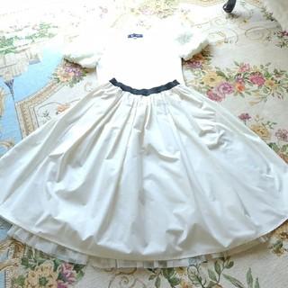 エムズグレイシー(M'S GRACY)のM'S CRASYカタログ掲載色違いスカート38(ひざ丈スカート)