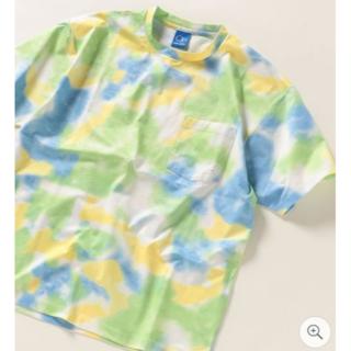 SHIPS - SHIPS any シップス 半袖 Tシャツ カットソー 712-17-0010