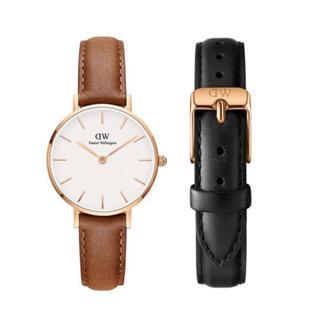Daniel Wellington - 【32㎜】ダニエル ウェリントン腕時計DW172+ベルトSET〈3年保証付〉