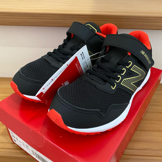 New Balance(ニューバランス)のニューバランス ハンゾー 19.5cm キッズ/ベビー/マタニティのキッズ靴/シューズ(15cm~)(スニーカー)の商品写真