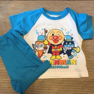 バンダイ(BANDAI)の新品 アンパンマン 80センチ パジャマ 半袖 (パジャマ)