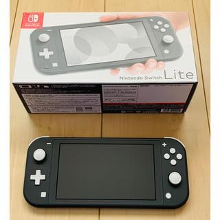 Nintendo Switch - ニンテンドースイッチ ライト 中古