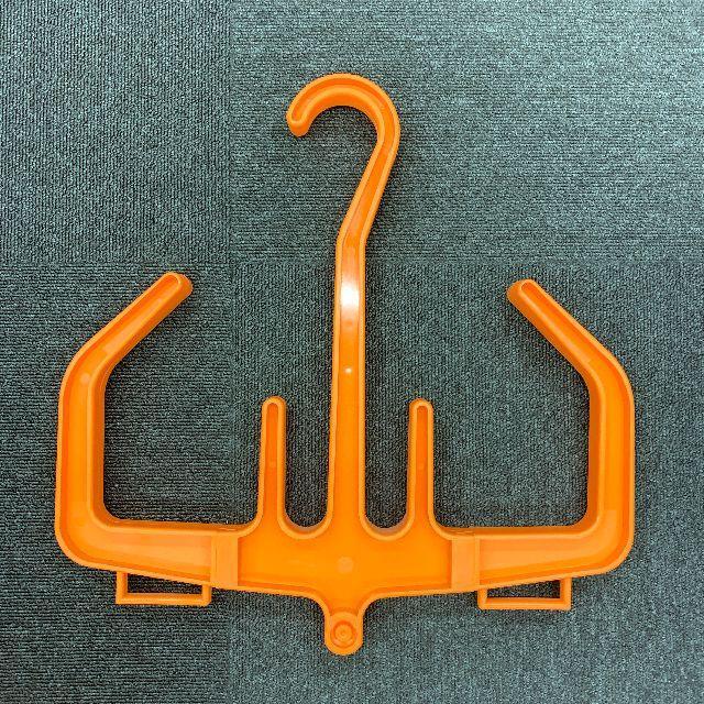 Aqua Lung(アクアラング)のダイビング・ハンガー・アクアラング・オレンジ(2本セット) スポーツ/アウトドアのスポーツ/アウトドア その他(マリン/スイミング)の商品写真