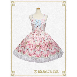 BABY,THE STARS SHINE BRIGHT - 美品☆22日までN様お取り置き☆Le Bouquet Eternel 柄Ⅰ型