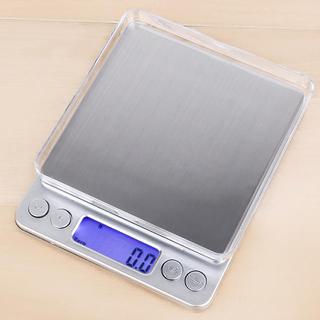 デジタルキッチンスケール 計量器 0.1g~3kg