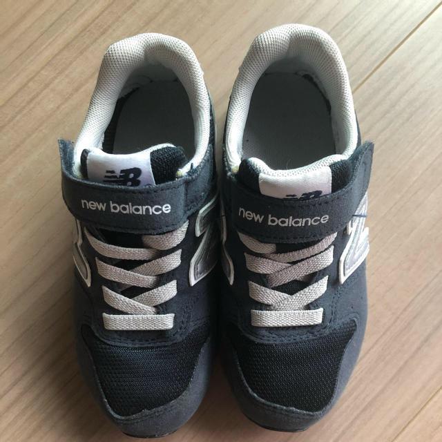 New Balance(ニューバランス)のニューバランスキッズシューズ キッズ/ベビー/マタニティのキッズ靴/シューズ(15cm~)(スニーカー)の商品写真
