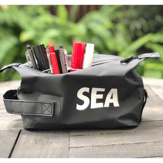 WIND AND SEA ウィンダンシー DOPP KIT BAG