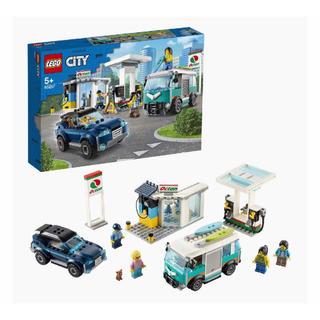 Lego - 【新品】レゴ LEGO シティ  ガソリンスタンド 60257