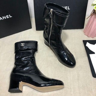 CHANEL シャネル ブーツ