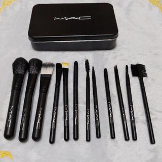 MAC - MAC メイクブラシ ブラシセット 12本セット