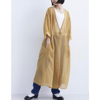merlot - merlot ワンピース 羽織り 透け 新品