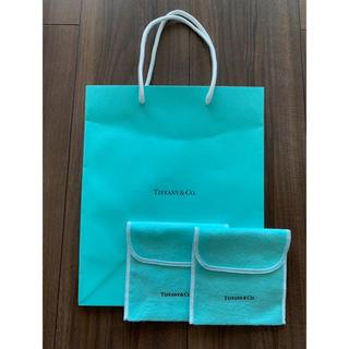 ティファニー(Tiffany & Co.)のティファニー 保存袋セット(ショップ袋)