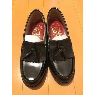 マウジー(moussy)のHARUTA×MOUSSYのタッセルローファー(ローファー/革靴)