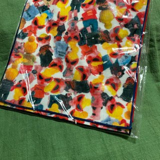 ヒステリックミニ(HYSTERIC MINI)の新品ヒスミニ ドール柄 ミニタオル 3枚(その他)