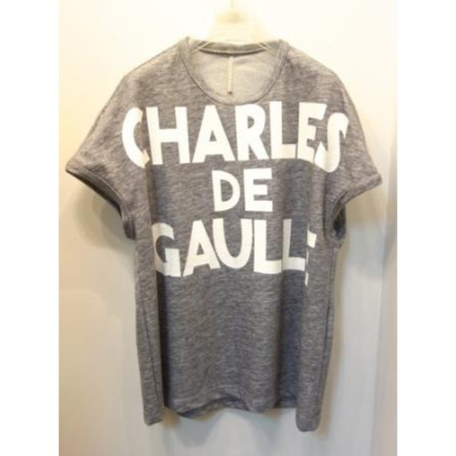 L'Appartement DEUXIEME CLASSE(アパルトモンドゥーズィエムクラス)のアパルトモン別注 エムズブラック ダークネイビー Tシャツ レディースのトップス(Tシャツ(半袖/袖なし))の商品写真