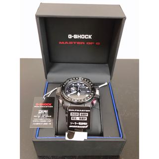 ジーショック(G-SHOCK)のG-SHOCK ガルフマスター 黒(腕時計(デジタル))