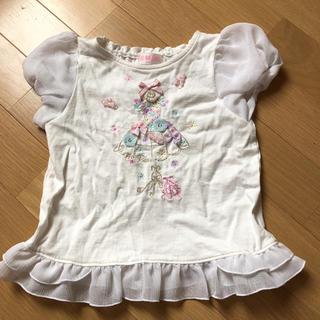 mezzo piano - メゾピアノ Tシャツ 110cm