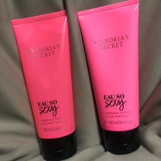 Victoria's Secret - ヴィクシー フレグランスウォッシュ、ローション セット
