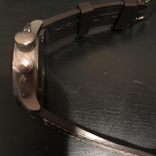 Hamilton(ハミルトン)のハミルトン フロッグマン メンズの時計(腕時計(デジタル))の商品写真