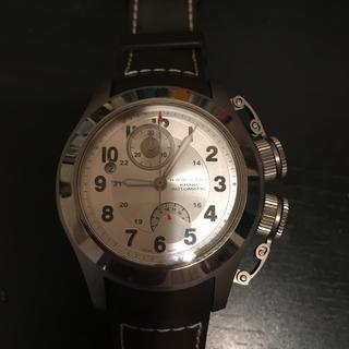 ハミルトン(Hamilton)のハミルトン フロッグマン(腕時計(デジタル))