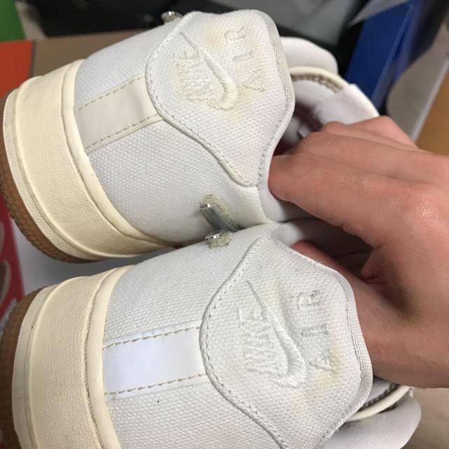 NIKE(ナイキ)のnike air force 1 travis scott sail メンズの靴/シューズ(スニーカー)の商品写真