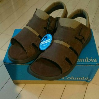 コロンビア(Columbia)の【海外限定モデル】Columbia コロンビア サンダル US7(サンダル)