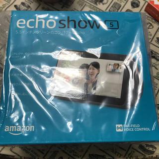 エコー(ECHO)のecho show5 (PC周辺機器)