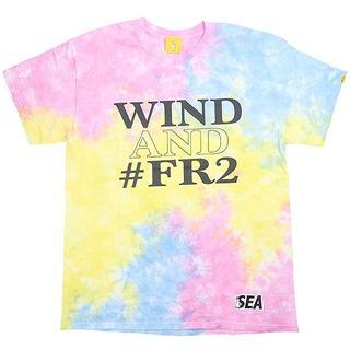 シー(SEA)のWIND AND SEA Collaboration with #FR2 T M(Tシャツ/カットソー(半袖/袖なし))