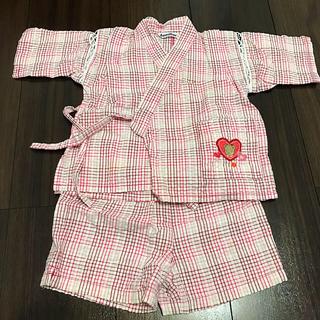 ファミリア(familiar)のfamiliar  浴衣 80(甚平/浴衣)