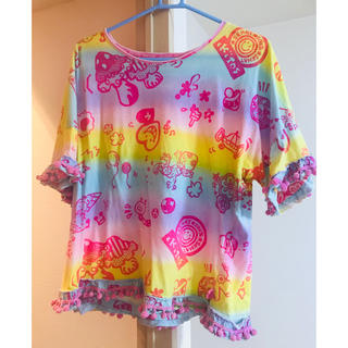 エルロデオ(EL RODEO)のEL RODEO キートス Tシャツ(Tシャツ(半袖/袖なし))