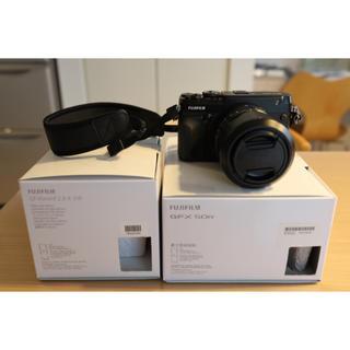 富士フイルム - FUJIFILM GFX50R+GF45mm F2.8