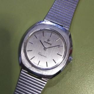 ラドー(RADO)のラドー エレガンス 薄型二針 手巻き(腕時計(アナログ))