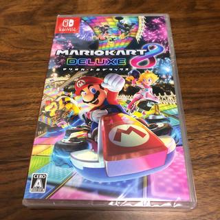 Nintendo Switch - 【新品未開封】マリオカート8 デラックス ニンテンドー スイッチ ソフト