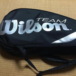 ウィルソン(wilson)のwilson テニスラケットケース(バッグ)