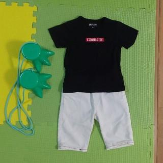 グローバルワーク(GLOBAL WORK)のキッズTシャツ100cm グローバルワークMサイズ(Tシャツ/カットソー)