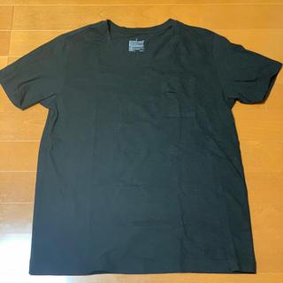 ムジルシリョウヒン(MUJI (無印良品))のほぼ新品未使用!お買い得!MUJIクルーネック半袖Tシャツ(Tシャツ(半袖/袖なし))