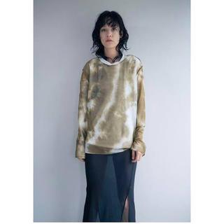 BEAUTY&YOUTH UNITED ARROWS - PERVERZE タイダイロングTシャツ 20SS