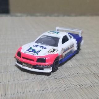 Takara Tomy - トミカ ミニカー 日産 スカイライン GTR 34