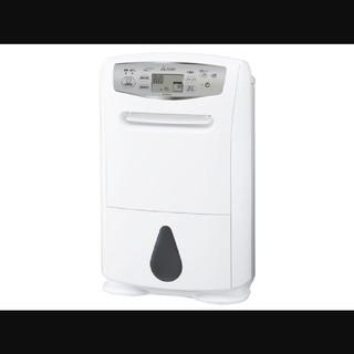ミツビシデンキ(三菱電機)のハイパワー 除湿機 サラリ ホワイト [木造18畳まで /鉄筋45畳(加湿器/除湿機)