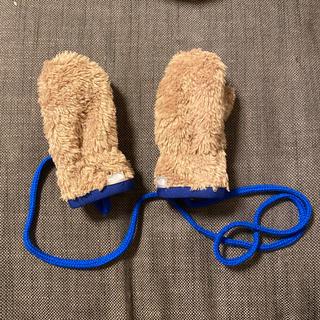 ザノースフェイス(THE NORTH FACE)のノースフェイス  子供用ミトン(手袋)
